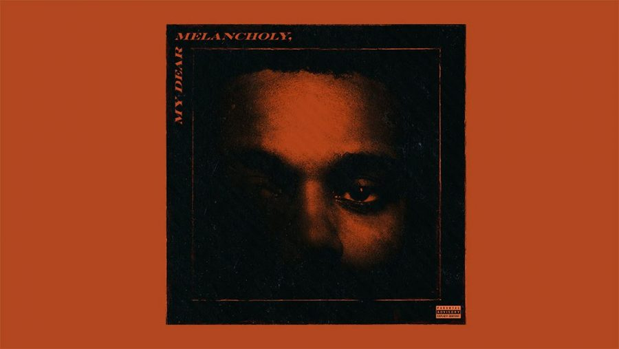 The Weeknd tops charts with My Dear Melancholy, EP