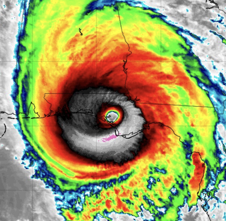 Comparing The Worst Hurricanes of 2018