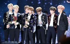 BTS recent rise of worldwide fame