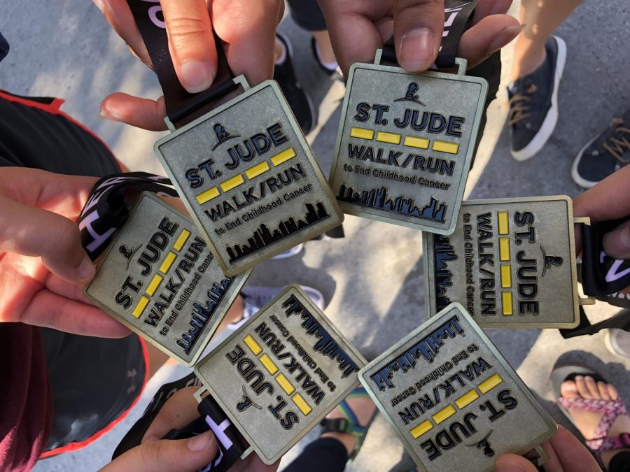 A Walk to End Childhood Cancer