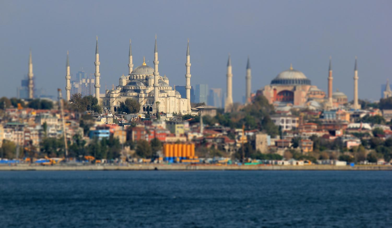 Istanbul, Turkey. Photo courtesy of Wikipedia.