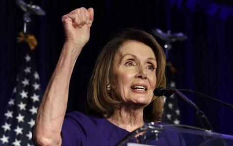 Nancy Pelosi wins Speaker of the House