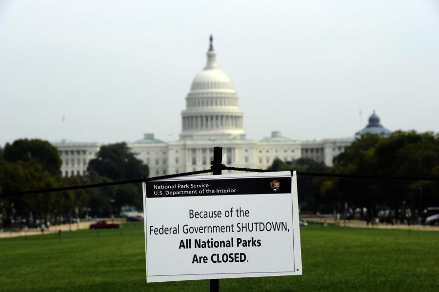 How the government shutdown is financially affecting Workers.