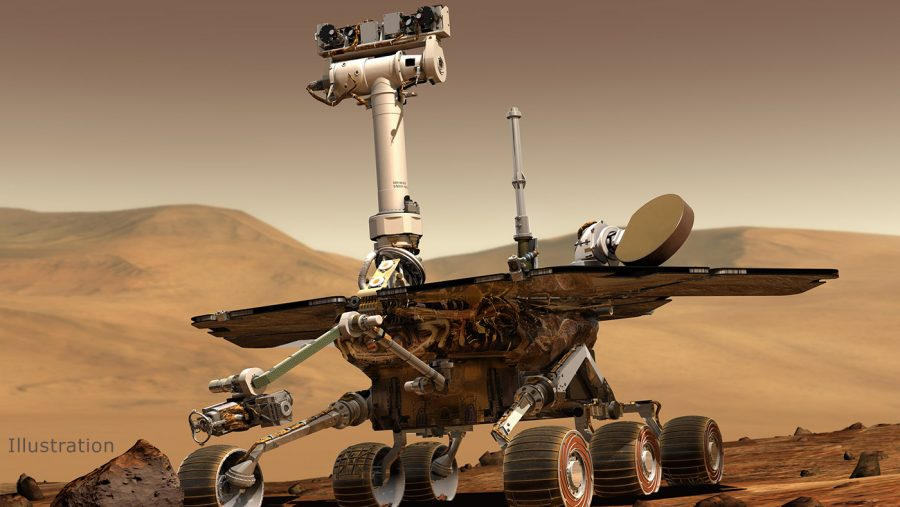 Nasa Rover Opportunity Declared Dead