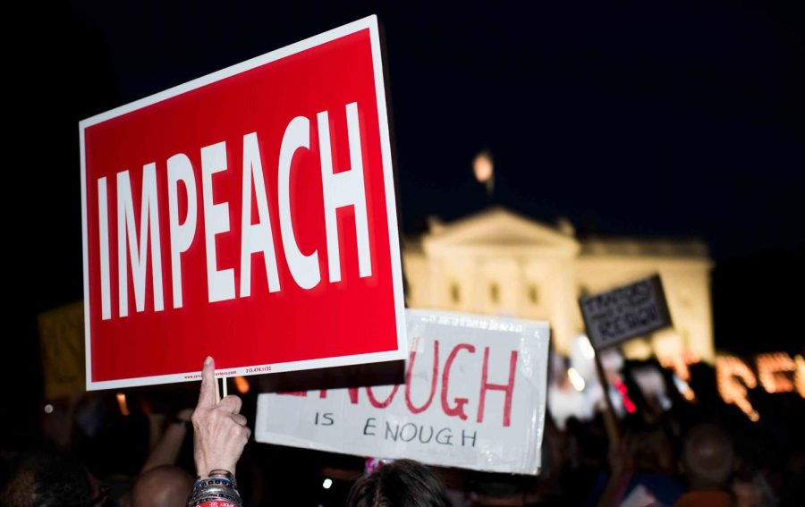 Why Democrats Shouldn't Impeach Trump......Yet