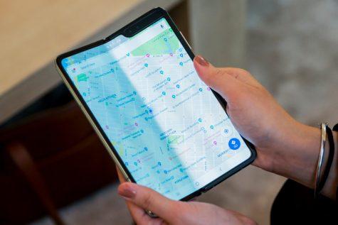 Samsung makes a Folding Phone