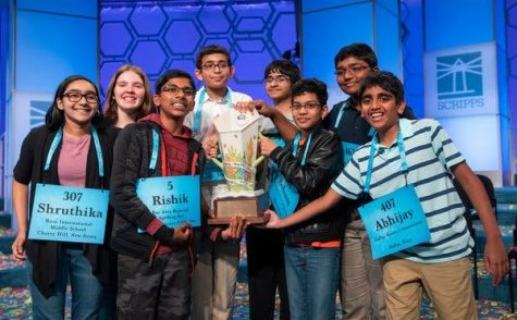 Eight Awards from the National Spelling Bee