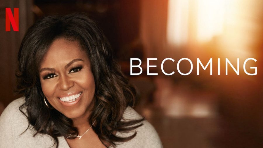 Becoming, a Michelle Obama Documentary