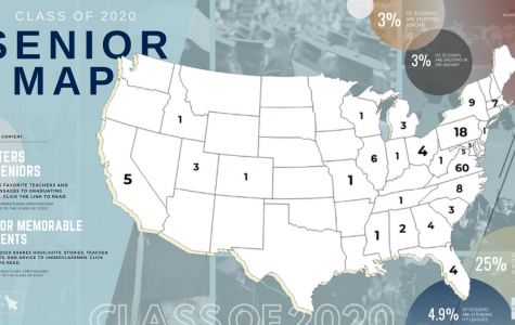 Class of 2020 Virtual Senior Map
