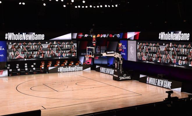Photo courtesy of NBA